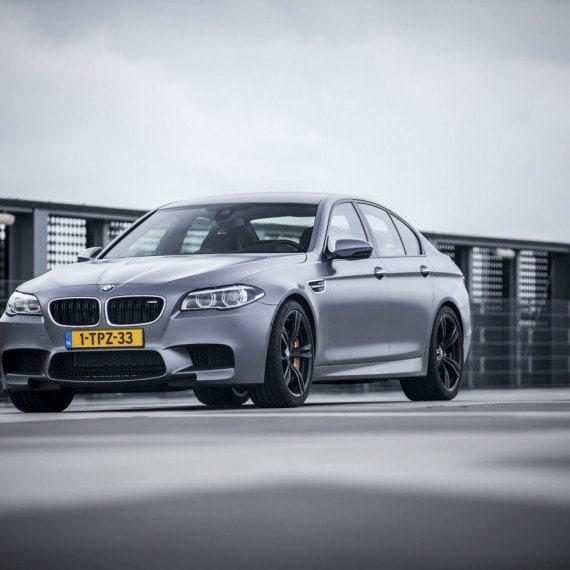 BMW M5 F10 Autogespot Autofotografie