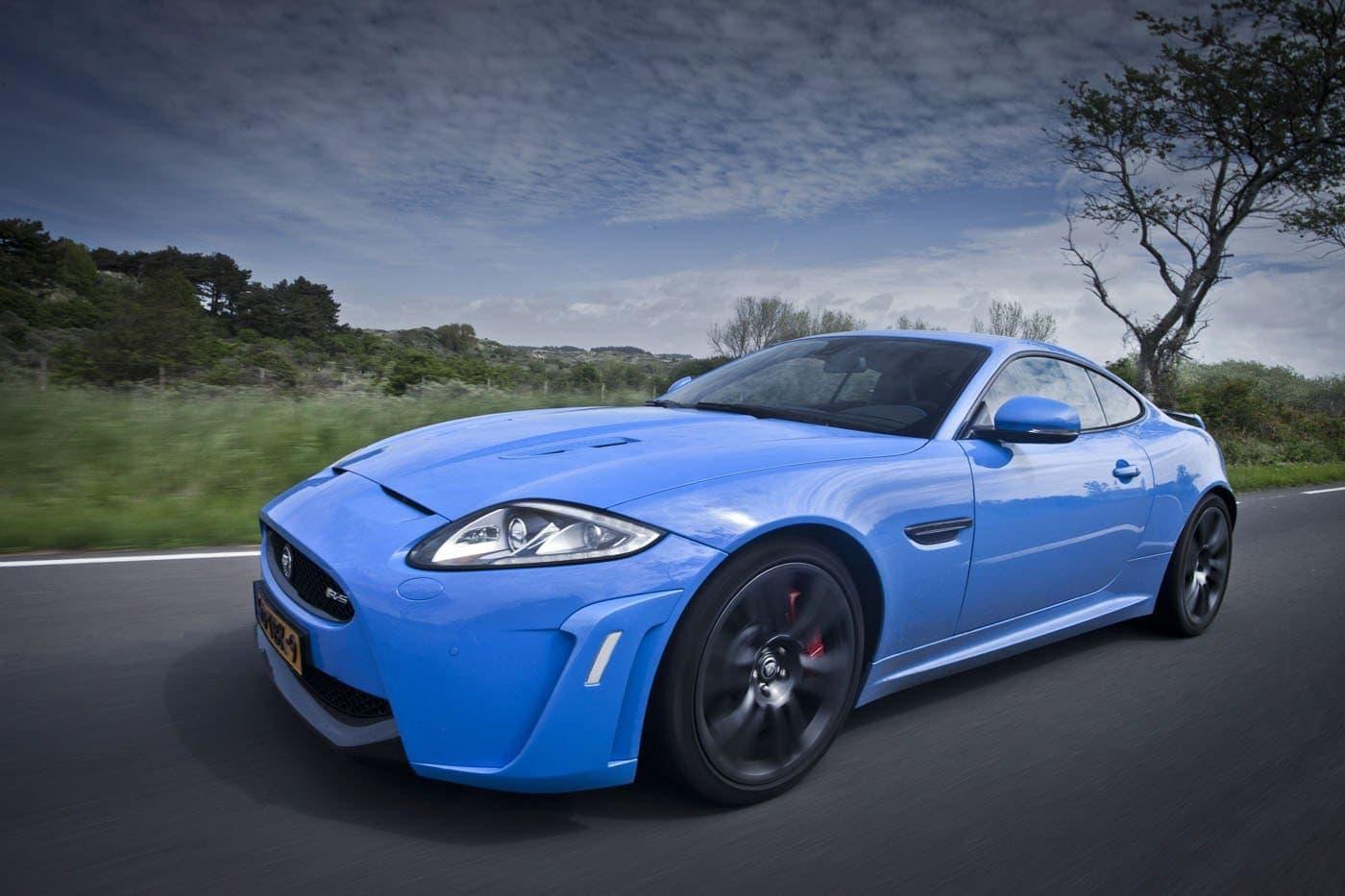 Jaguar XKR-S 2012 Autogespot Autofotografie
