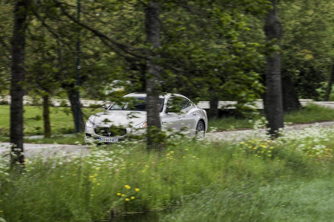 Maserati Quattroporte GTS 2013 Autogespot Autofotografie