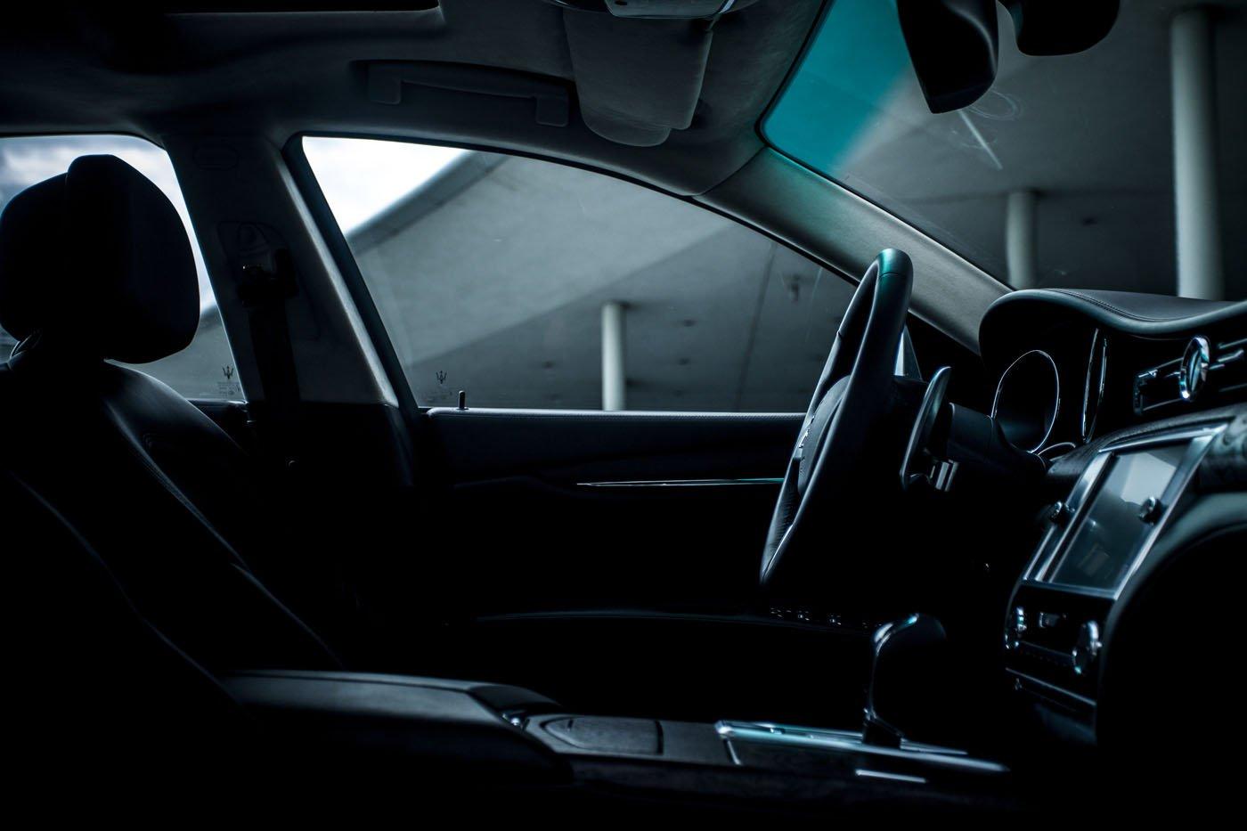 Maserati Quattroporte GTS 2013 Autogespot Autofotografie Interieur
