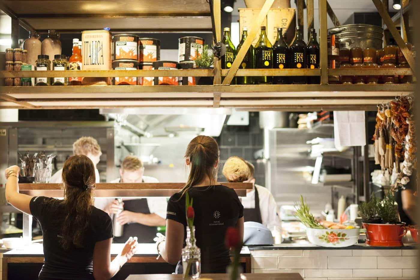 Rusthoek Bar & Grill Restaurant Cafe Bloemendaal Bedrijfsreportage