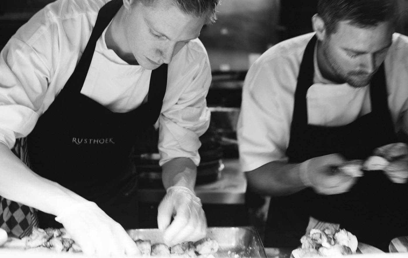 Bedrijfsfotografie Bedrijfsfotograaf Bedrijfsfoto's Rusthoek Bar & Grill Restaurant Cafe Bloemendaal Bedrijfsreportage