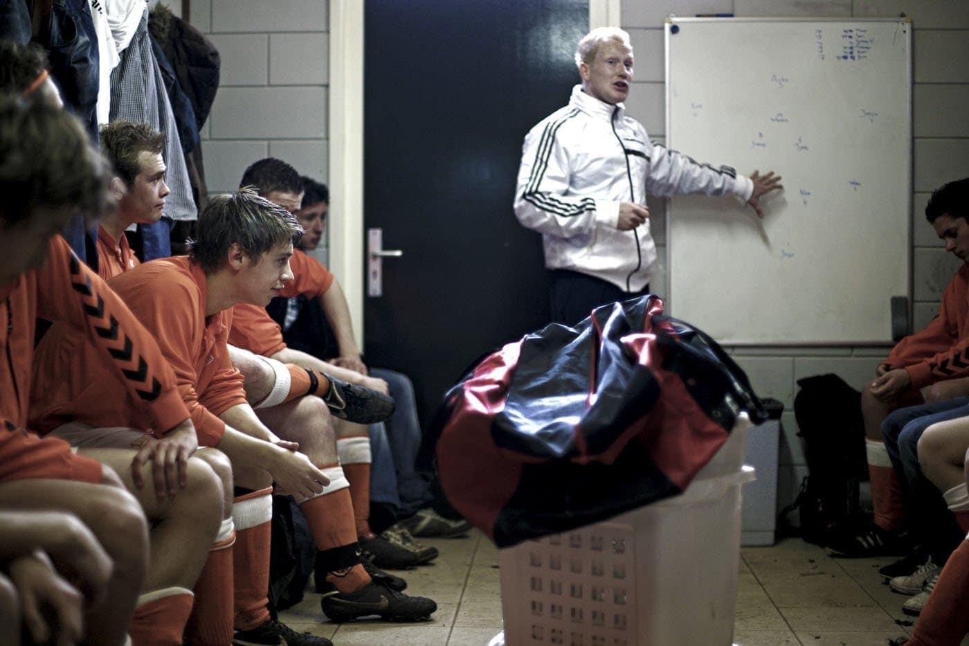 BVC Bloemendaal Voetbalclub Voetbal Wedstrijd Coach Spelers