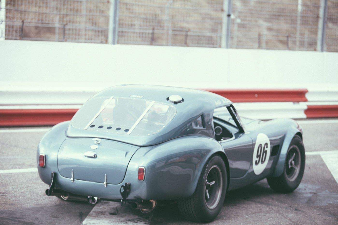 AC COBRA 1963 DHG Racing Zandvoort