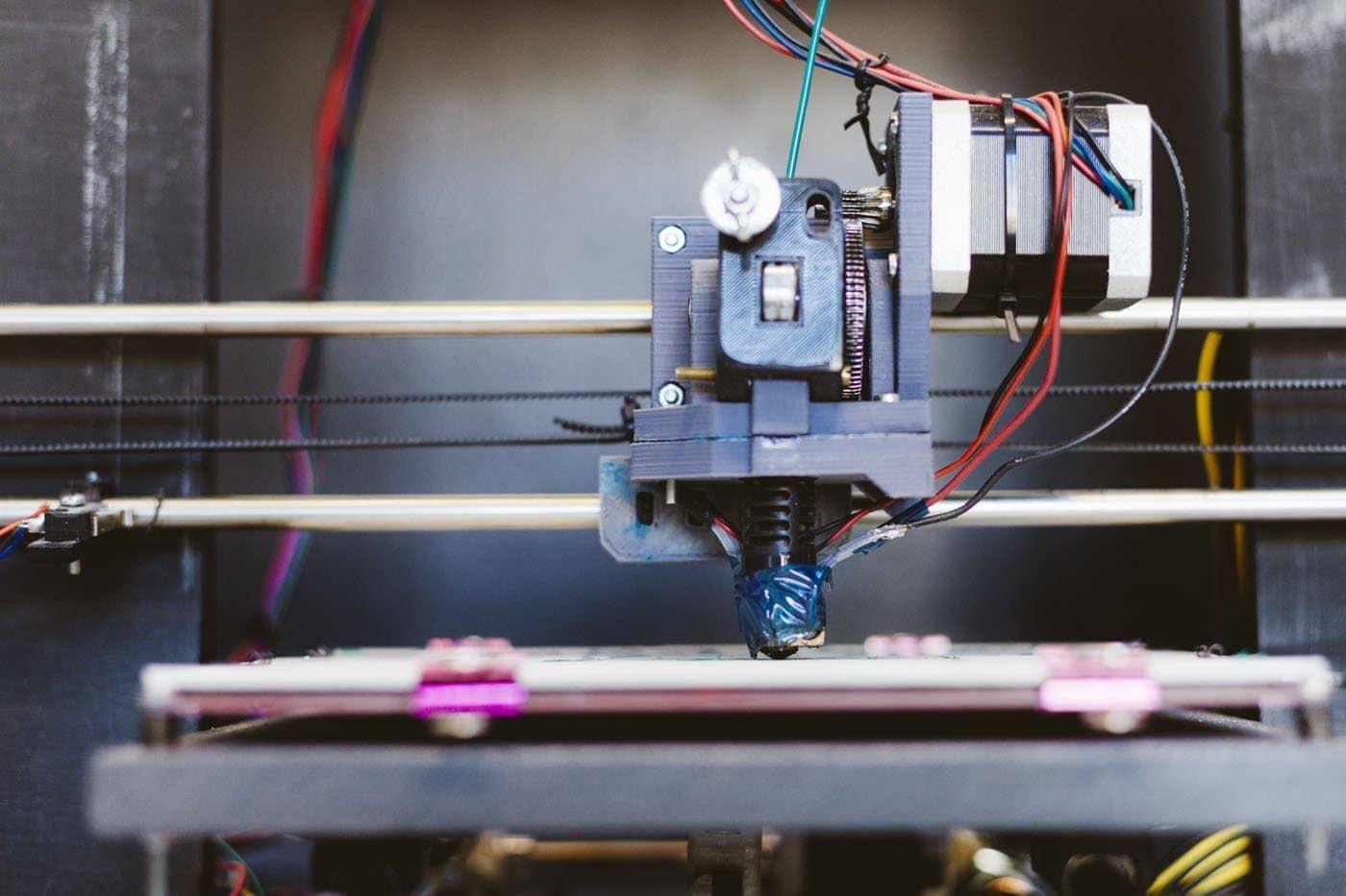E-02 Atelier 3D Printen Bedrijf