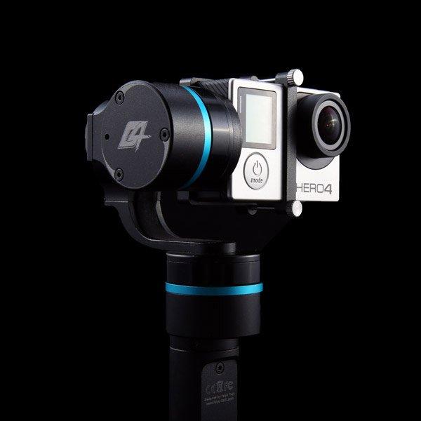 Feiyu Tech FY-G4 3 Axis Gimbal GoPro Stabilisator