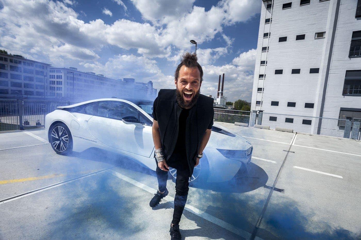 DJ La Fuente Autogespot