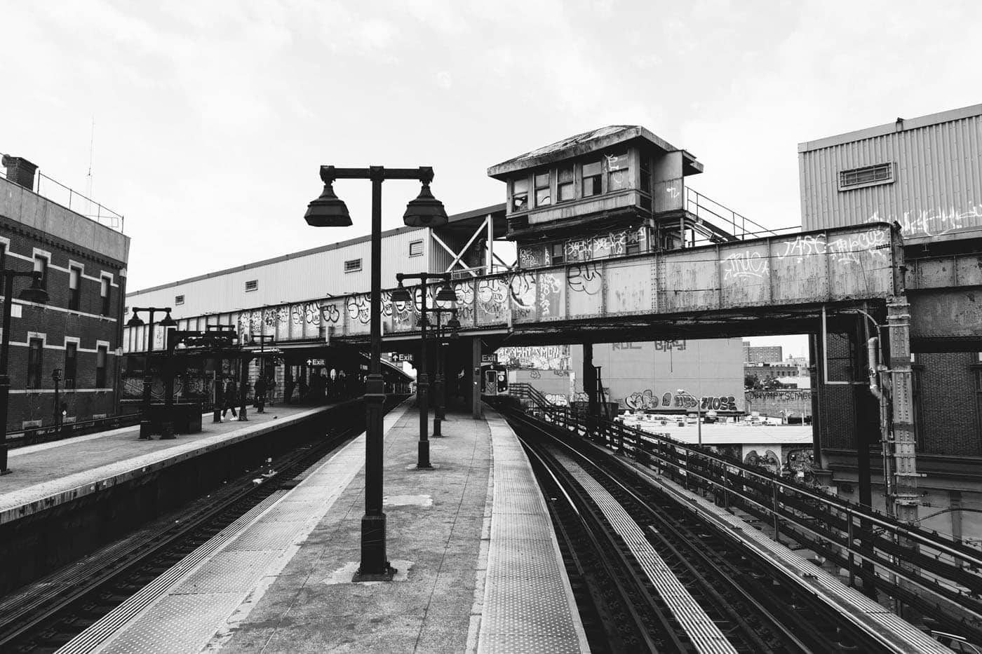 Subway - Adam van Noort