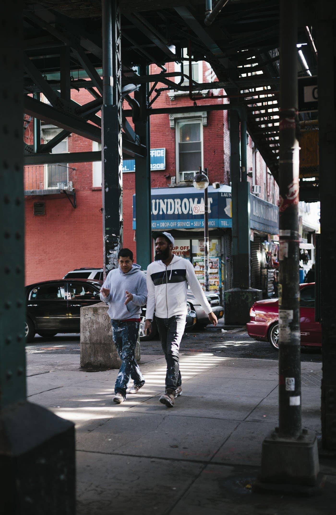 New York Brooklyn Bushwhick Streetphotography