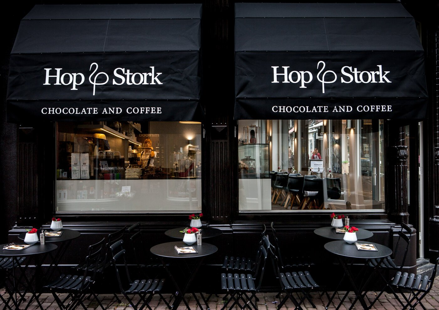 Hop & Stork Utrecht Den Haag Koffie Chocolate Bedrijfsreportage Productfotografie