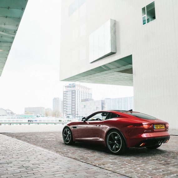 Jaguar F-TYPE AWD S Coupé Autogespot Automotive Fotografie