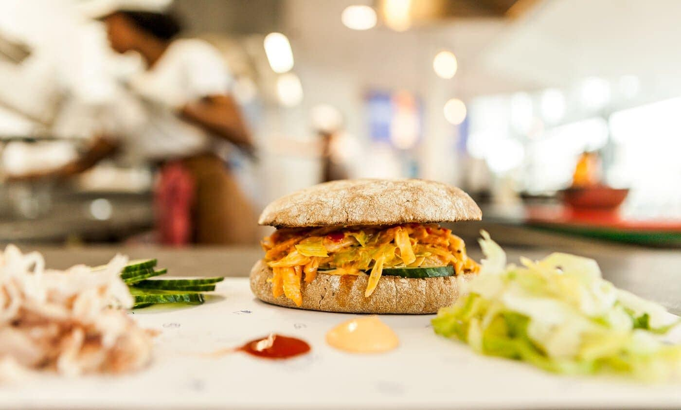 The Hen House Rotterdam Centraal Station Fast Food Kip Productfotografie