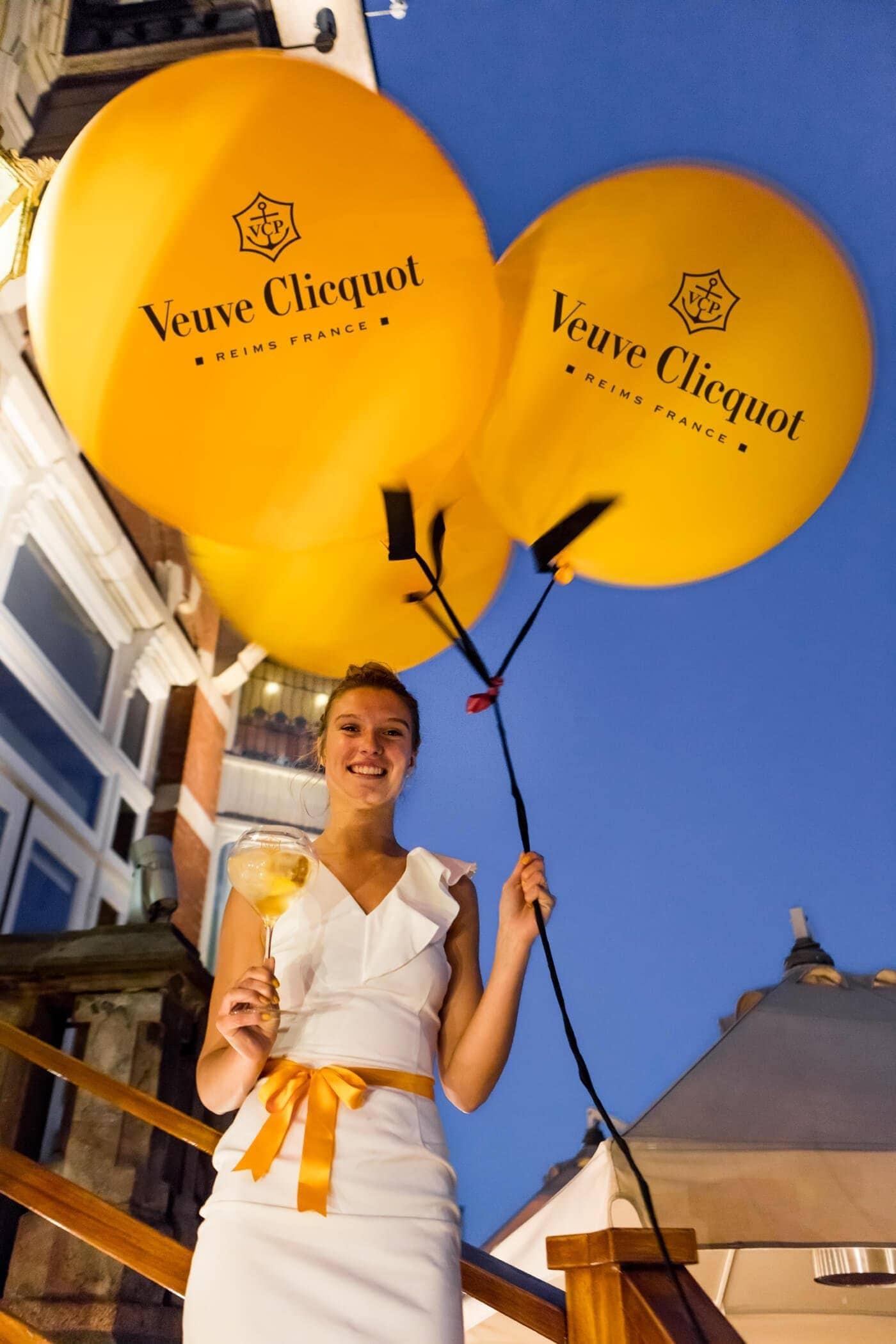 Veuve Clicquot Portretfotografie Amsterdam