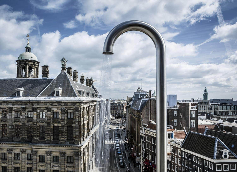 W Amsterdam Hotel Fotografie
