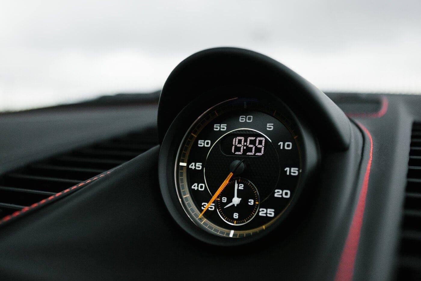Autofotografie Porsche GT3