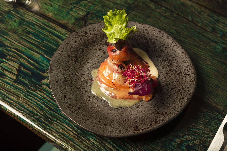 Foodfotografie Gerechten Menu