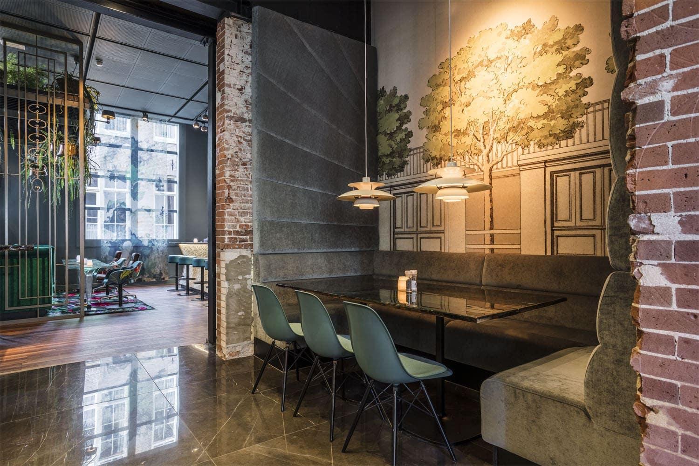 Interieur Fotografie Restaurant Amsterdam