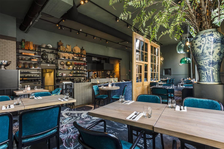 Interieur Fotografie Restaurant Haarlem