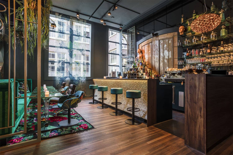 Interieur Fotografie Restaurant