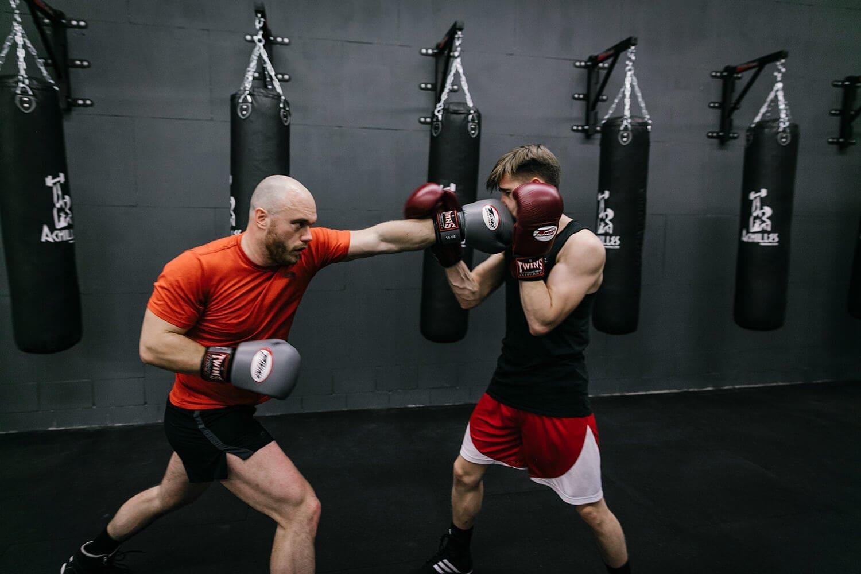 Achilles Personal Gym Boksen