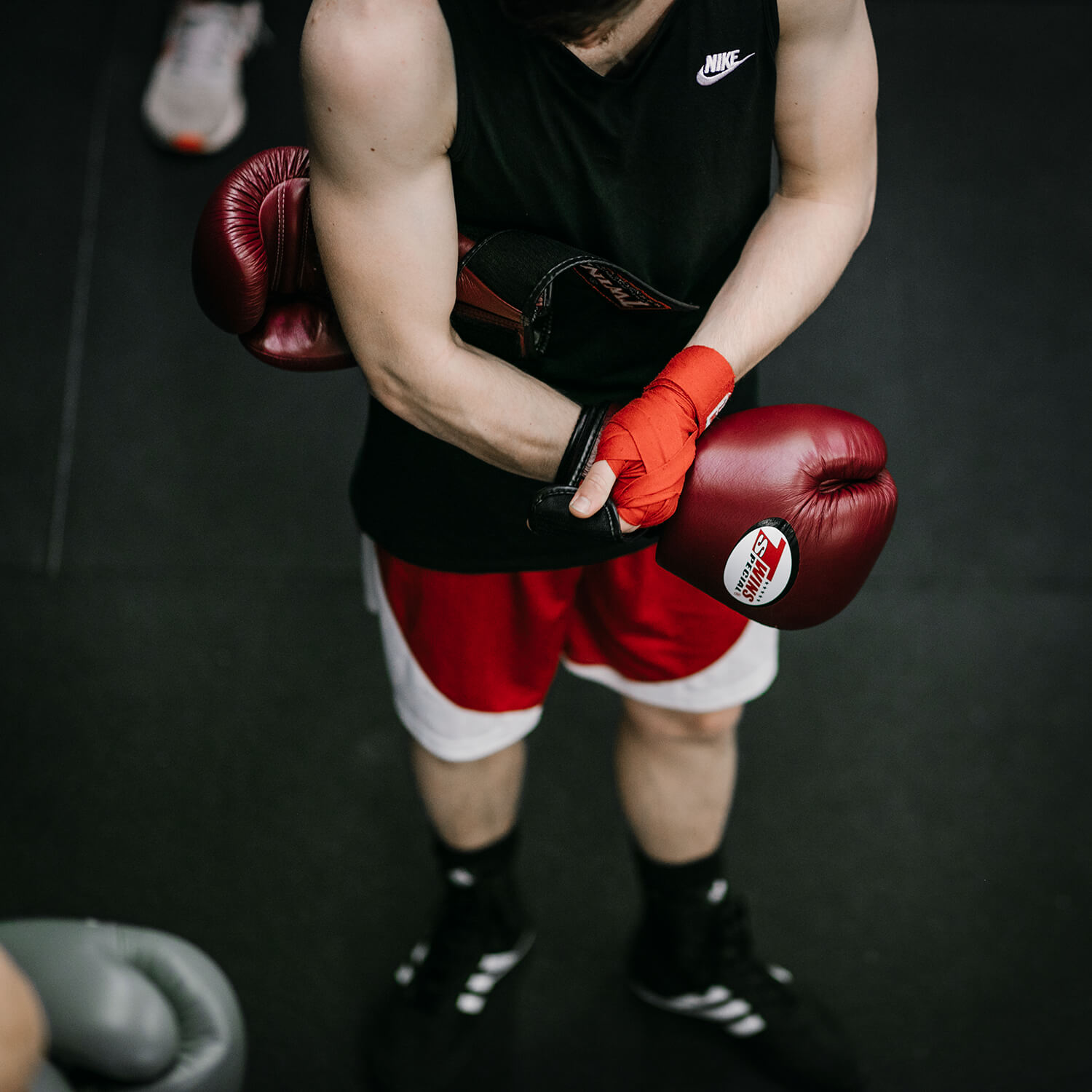 Achilles Personal Gym Boxing