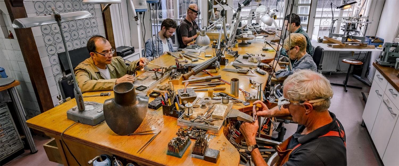 Lyppens Amsterdam Atelier