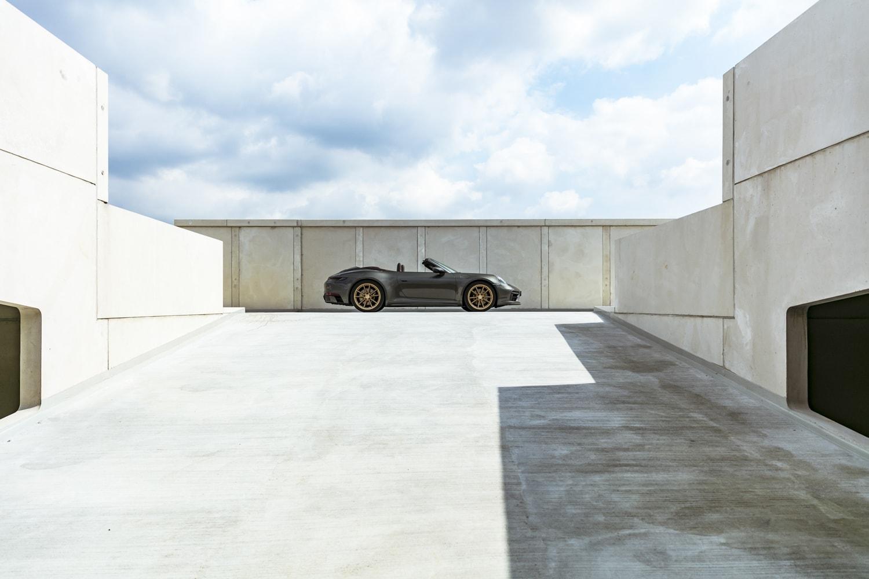 Porsche 992 Cabriolet